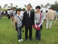 2013.11.21 えひめ丸の慰霊祭で