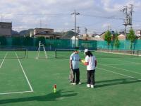 テニス大会早田02