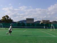 テニス大会早田03