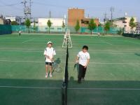 テニス大会早田04