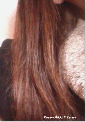 パサパサ髪★