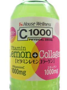 ビタミンレモンコラーゲン。