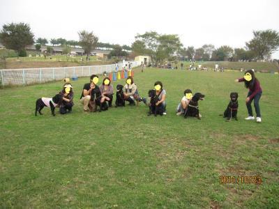 名犬牧場オフ会9