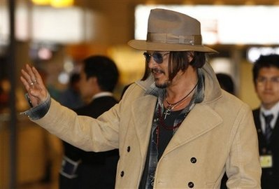 ジョニー2009来日2