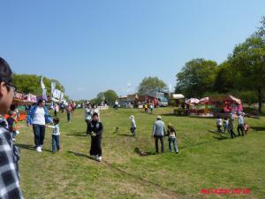 レンゲ祭り62011 (2)