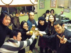 2009.12.28道プロ忘年会