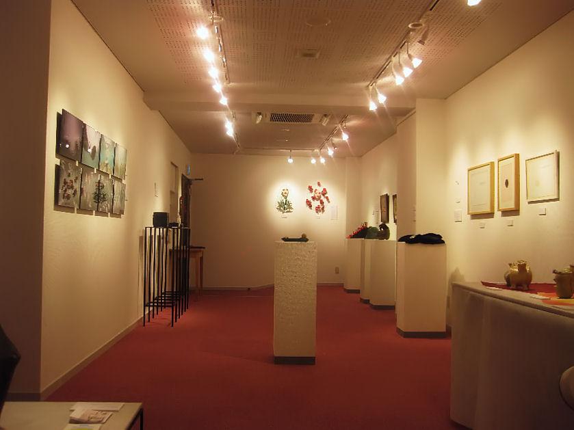 六本木画廊、再生の「息吹」vol.2 撮影 松田光司