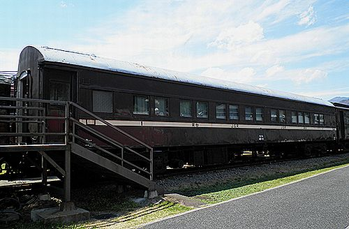 マイネ40 11(碓氷峠鉄道文化むら・2011年4月24日)
