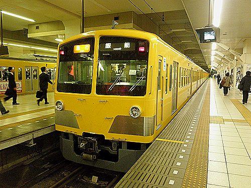 西武池袋線101N系・クハ1310急行(2012年4月24日・池袋)