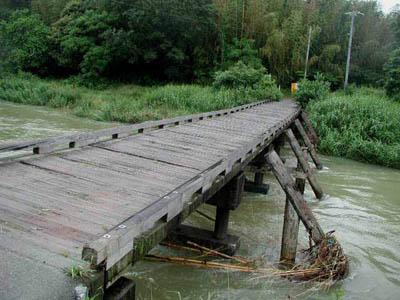 都田の馬渡橋