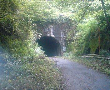 旧吹上トンネル