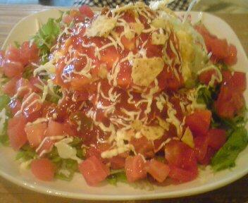 トマトのタコライス
