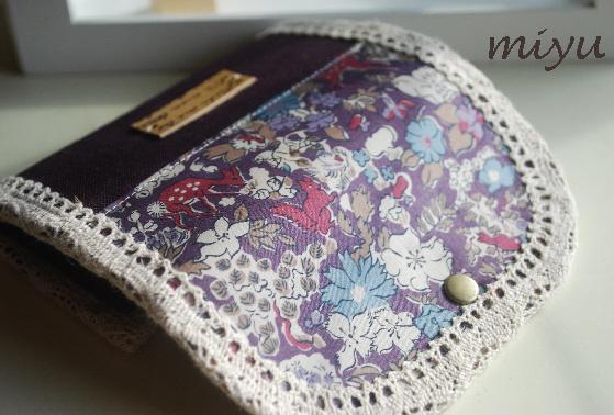 ミニ財布(ファーガス)3
