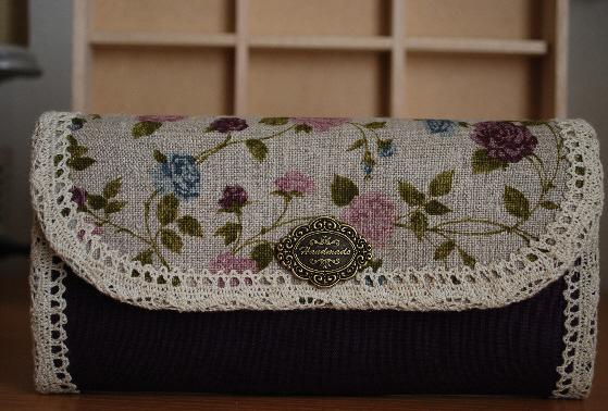 長財布(RITA・飾りホック)1