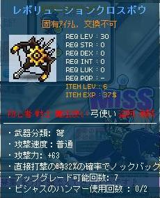レボリューションクロスボウLv6