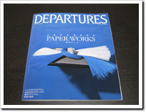 DEPARTURES JUNE 2009 VOL.30