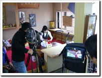 石川の伝統産業 DVD撮影2