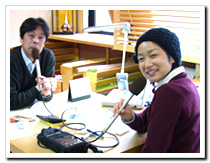 FM石川取材