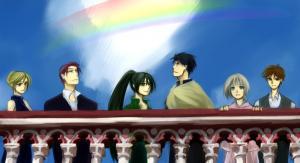 虹色のカケラ(かみおさま4)