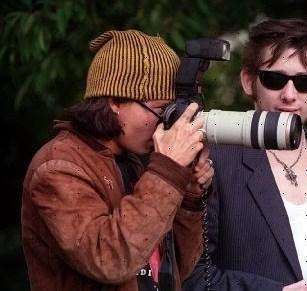 カメラマン♪