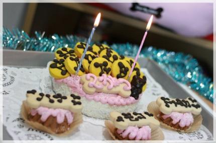 ケーキだよ