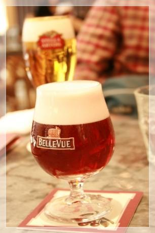 ベリーのビール
