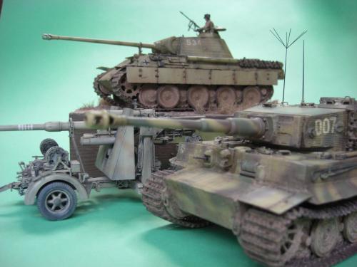 戦車詰め合わせ