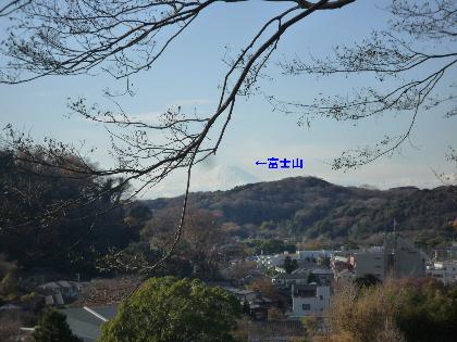 1212-杉本寺~富士山が!
