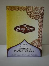 Yogi tea women's monn cycle