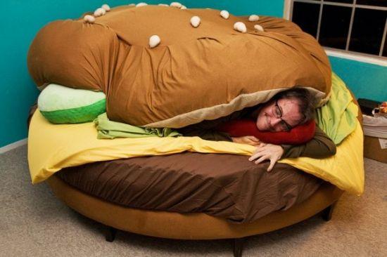 ハンバーガーの気持ち
