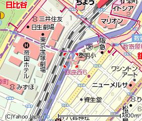 タリーズマップ