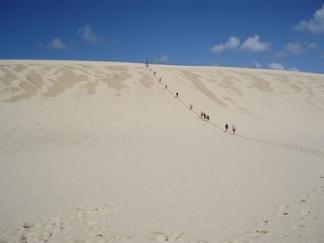 砂すべり5