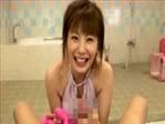 【動画】麻生ゆま 超高級ソープ嬢の極上テクニック!