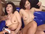 熟女動画情報 : 【天霧真世、白鳥美鈴 動画】 スケベな熟女達