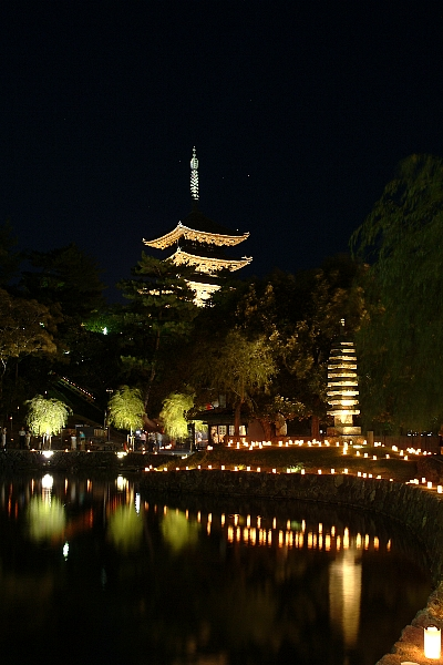 奈良燈花会2