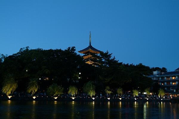 奈良燈花会1