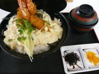 梶屋-えび丼