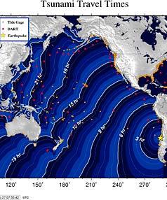 tsunami times