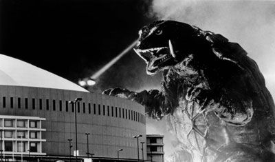 Japanese Monthly Movie - The Guardian of the Universe, Gamera