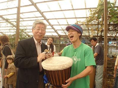 森のたね 富士山田舎暮らし日記 市長と小鉄