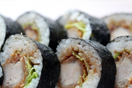 トンヘレ巻き寿司