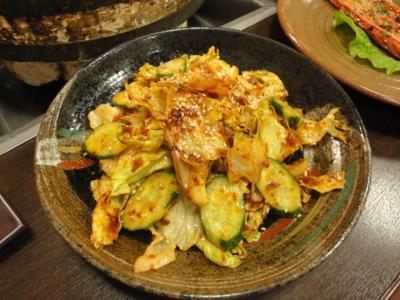 小田部 韓国風サラダ
