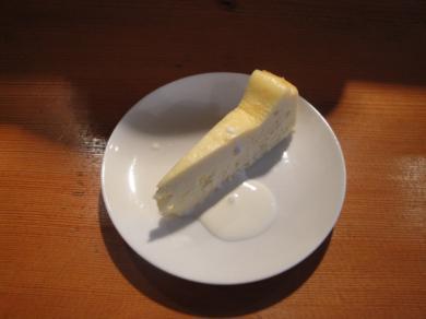 Rim チーズケーキ
