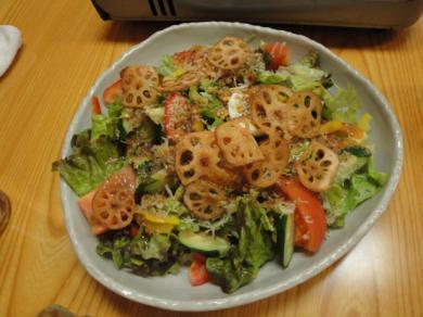 三雲屋 サラダ