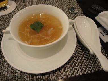 TAORI ふかひれスープ