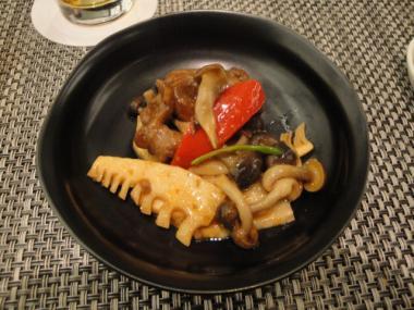 TAORI 牛肉炒め