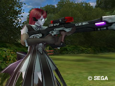 ライフル上げ2