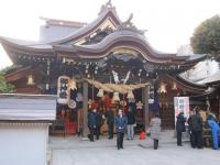 櫛田神社 (1)