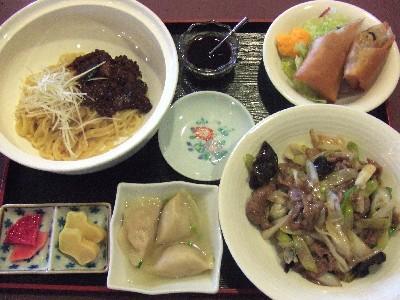 北京的定食