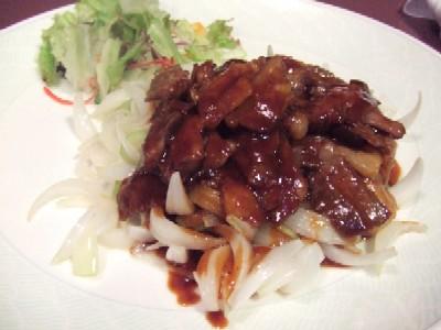 賞味会14黒毛和牛のステーキ・千葉県BBQソース